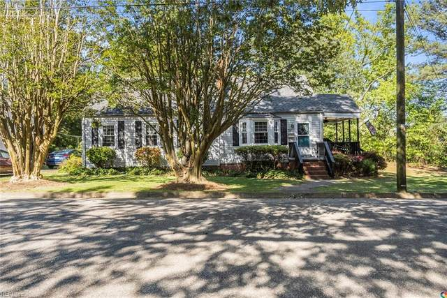 34 Hill St, Hampton, VA 23661 (#10321499) :: Abbitt Realty Co.