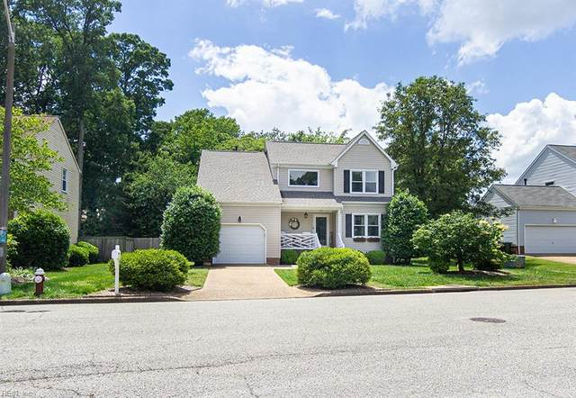 419 Burnham Pl, Newport News, VA 23606 (#10321508) :: Tom Milan Team