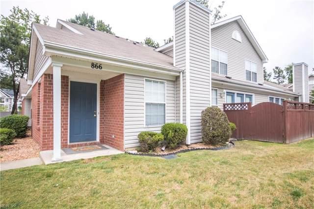 866 Miller Creek Ln, Newport News, VA 23602 (#10321543) :: The Bell Tower Real Estate Team