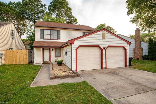 1556 Dylan Dr, Virginia Beach, VA 23464 (#10321547) :: Kristie Weaver, REALTOR