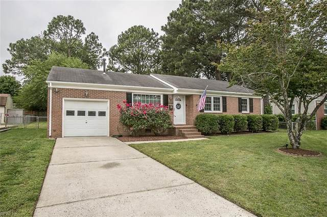 503 Marlin Dr, Newport News, VA 23602 (#10321585) :: Abbitt Realty Co.