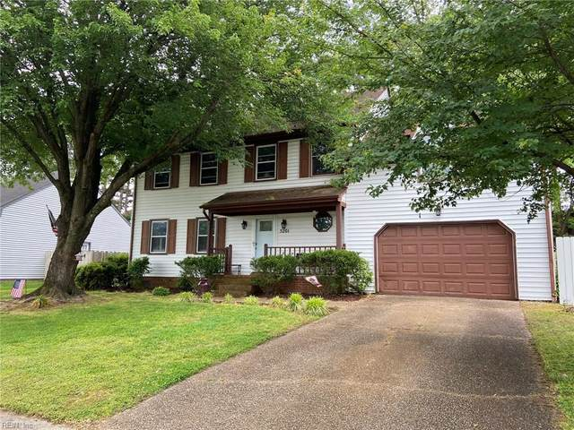 5201 Crabtree Pl, Portsmouth, VA 23703 (MLS #10321588) :: Chantel Ray Real Estate