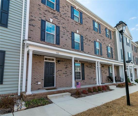 520 Clear Stream Ln, Hampton, VA 23666 (#10321595) :: The Bell Tower Real Estate Team