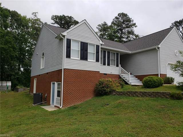 108 Plains View Rd, James City County, VA 23188 (#10321601) :: Abbitt Realty Co.