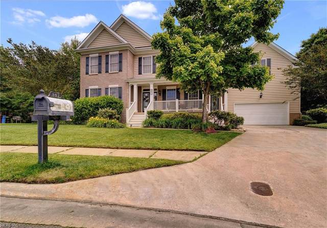 802 Falls Creek Dr, Chesapeake, VA 23322 (#10321614) :: Berkshire Hathaway HomeServices Towne Realty