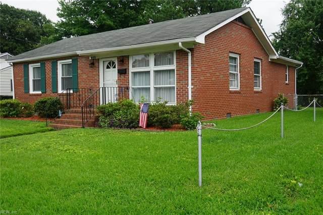 953 Tifton St, Norfolk, VA 23513 (MLS #10321627) :: AtCoastal Realty
