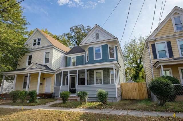 1144 Hampton Ave, Newport News, VA 23607 (#10321643) :: Abbitt Realty Co.