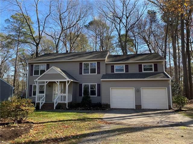 110 Duff Dr, York County, VA 23692 (MLS #10321646) :: Chantel Ray Real Estate