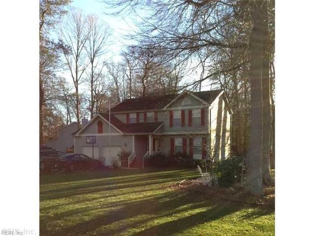 105 N Bowman Ter, York County, VA 23693 (MLS #10321673) :: Chantel Ray Real Estate