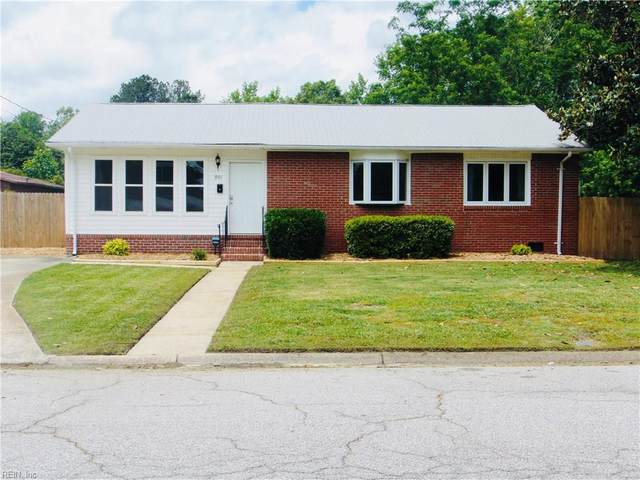 901 Tazewell St, Portsmouth, VA 23701 (MLS #10321685) :: Chantel Ray Real Estate
