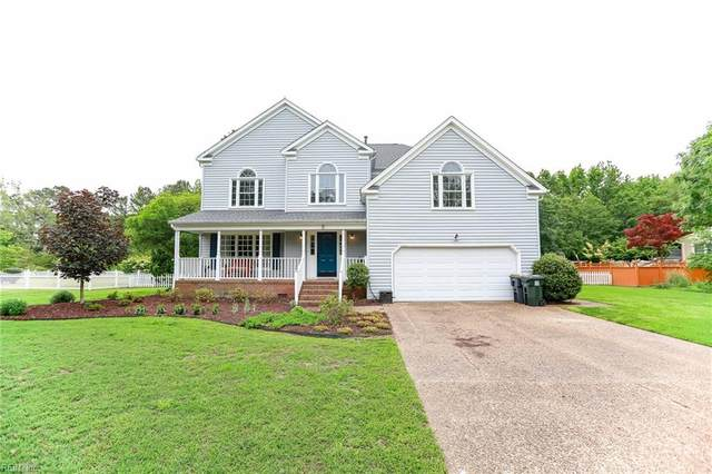 5 Trotters Bridge Dr, Poquoson, VA 23662 (#10321709) :: AMW Real Estate