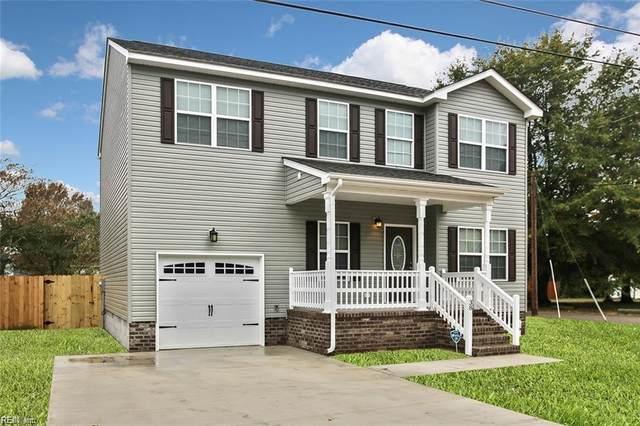 1415 Desmoines Ave, Portsmouth, VA 23704 (#10321721) :: Austin James Realty LLC