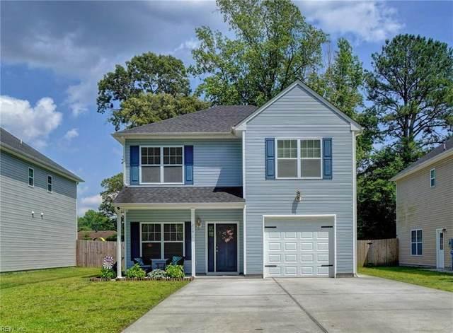 219 Hurdle Dr, Chesapeake, VA 23322 (#10321732) :: Encompass Real Estate Solutions