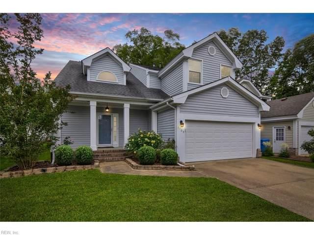1105 Woodsmans Ct, Chesapeake, VA 23320 (#10321757) :: Berkshire Hathaway HomeServices Towne Realty