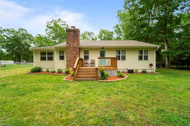 7767 Ark Rd, Gloucester County, VA 23061 (#10321765) :: Abbitt Realty Co.
