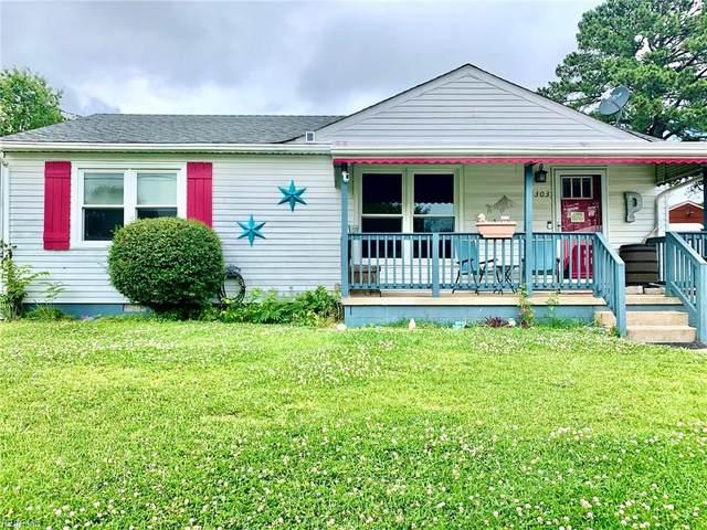 1303 Kay Ave, Chesapeake, VA 23324 (MLS #10321767) :: AtCoastal Realty