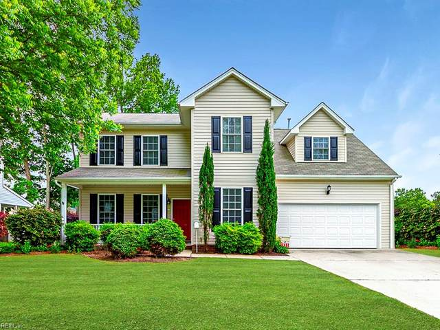 477 Harcourt Pl, Newport News, VA 23602 (MLS #10321783) :: AtCoastal Realty
