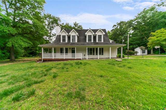7458 Mill Creek Dr, Isle of Wight County, VA 23898 (#10321840) :: RE/MAX Central Realty