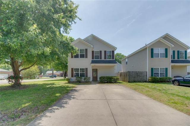 2145 Engle Ave, Chesapeake, VA 23320 (#10321850) :: Austin James Realty LLC