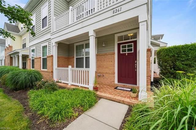 8261 Highland St, Norfolk, VA 23518 (#10321880) :: Austin James Realty LLC