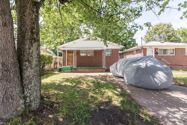 633 50th St, Newport News, VA 23605 (#10321888) :: RE/MAX Central Realty