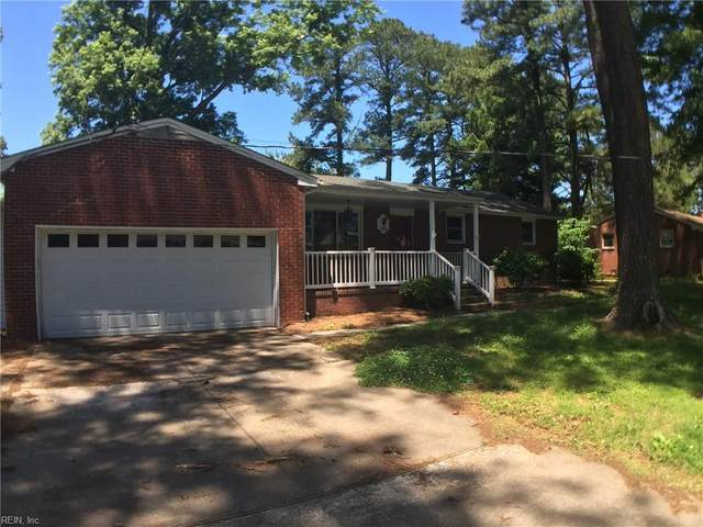 3808 Magnolia Dr, Portsmouth, VA 23703 (#10321895) :: Upscale Avenues Realty Group