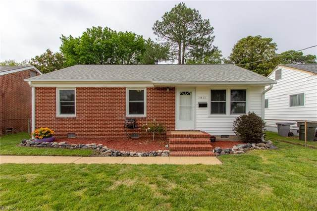 2019 Richard Ave, Hampton, VA 23664 (#10321926) :: Kristie Weaver, REALTOR