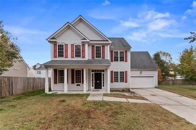 11 Ironwood Way, Hampton, VA 23666 (#10321932) :: Kristie Weaver, REALTOR