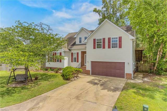 809 Dunbar Ct, Chesapeake, VA 23322 (#10321954) :: RE/MAX Central Realty