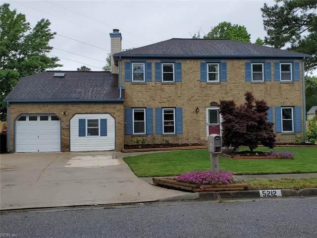 5212 Brockie St, Virginia Beach, VA 23464 (#10321994) :: The Kris Weaver Real Estate Team