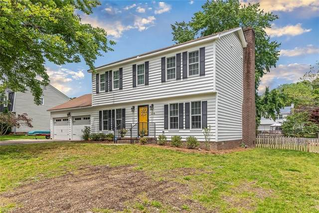 124 Cove Rd, Newport News, VA 23608 (MLS #10322004) :: AtCoastal Realty