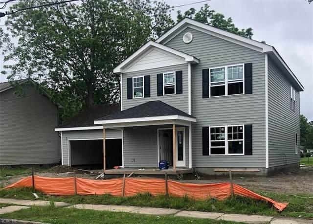 853 Norman Ave, Norfolk, VA 23518 (#10322024) :: Rocket Real Estate
