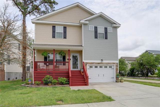 9516 14th Bay St, Norfolk, VA 23518 (MLS #10322025) :: AtCoastal Realty
