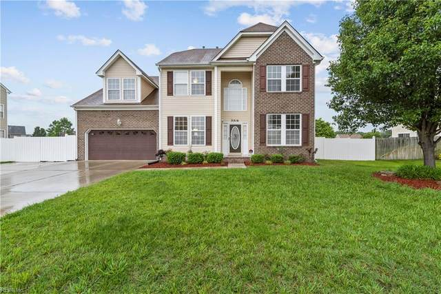 3316 Eight Star Way, Chesapeake, VA 23323 (#10322035) :: Kristie Weaver, REALTOR
