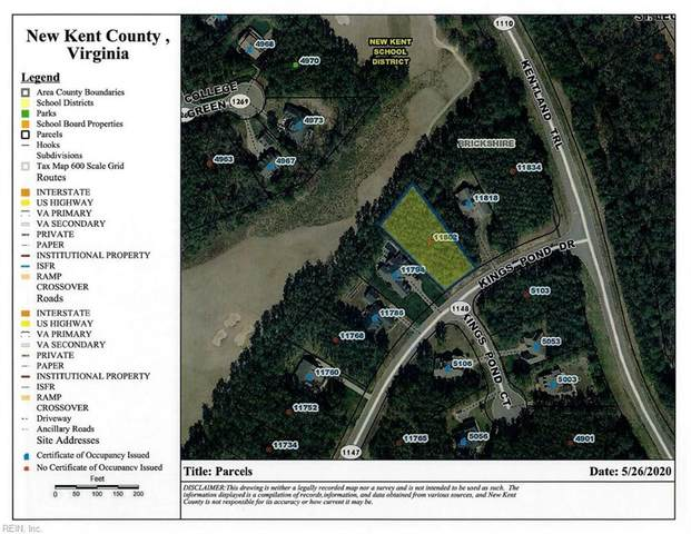 11802 Kings Pond Dr, New Kent County, VA 23140 (#10322037) :: RE/MAX Central Realty