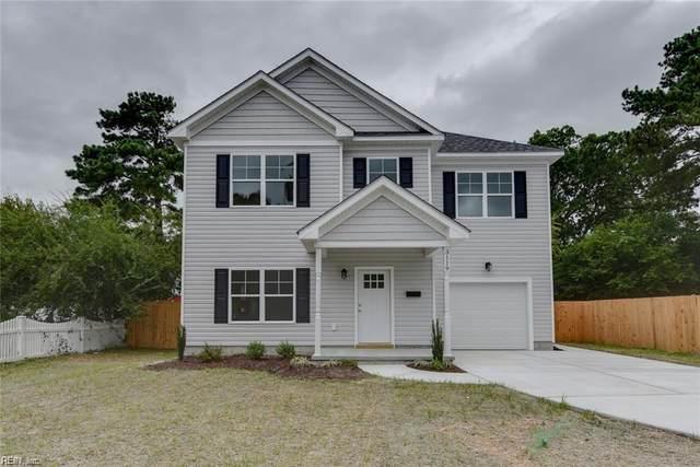 8022 Beckett St, Norfolk, VA 23518 (#10322060) :: Rocket Real Estate