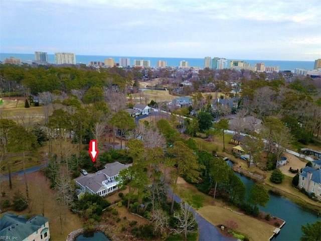 118 Pinewood Rd #A, Virginia Beach, VA 23451 (#10322112) :: Austin James Realty LLC