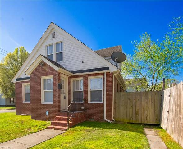 74 Bainbridge Ave, Portsmouth, VA 23702 (#10322152) :: Atlantic Sotheby's International Realty