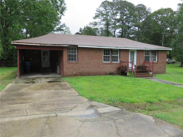 32243 White St, Southampton County, VA 23827 (#10322186) :: RE/MAX Central Realty