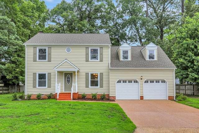 105 King Forest Ln, Newport News, VA 23608 (MLS #10322212) :: AtCoastal Realty