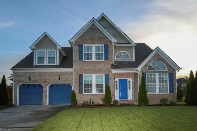 3204 Eight Star Way, Chesapeake, VA 23323 (#10322246) :: Momentum Real Estate