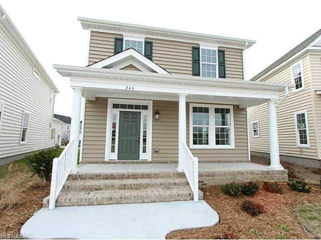 248 Harmony Dr, Portsmouth, VA 23701 (#10322264) :: Atlantic Sotheby's International Realty