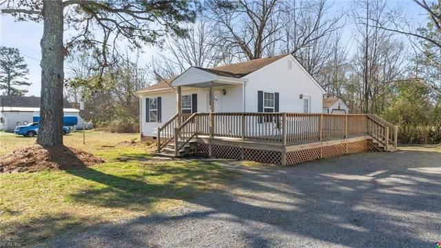 29040 Everett St, Southampton County, VA 23874 (#10322289) :: RE/MAX Central Realty