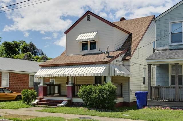 1121 28th St, Newport News, VA 23607 (#10322319) :: Rocket Real Estate