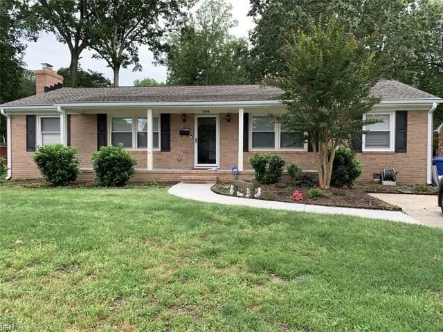 608 Dellwood Dr, Newport News, VA 23602 (MLS #10322349) :: AtCoastal Realty