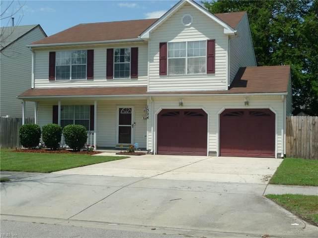 1324 W W. 25th St. St, Norfolk, VA 23508 (#10322435) :: Abbitt Realty Co.