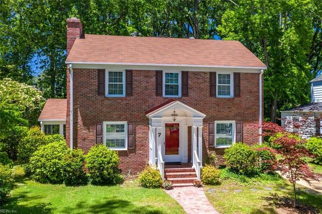 7 Stratford Rd, Newport News, VA 23601 (#10322436) :: Abbitt Realty Co.