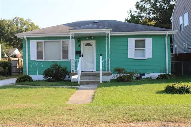 3801 Davis St, Norfolk, VA 23513 (#10322467) :: Kristie Weaver, REALTOR