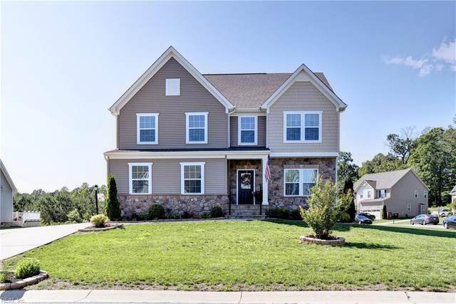 7671 Flowering Magnolia Ln, New Kent County, VA 23141 (#10322477) :: RE/MAX Central Realty