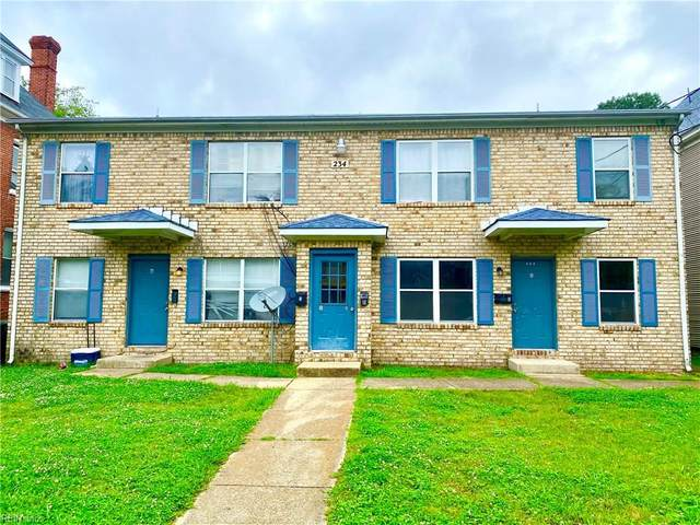 234 W 32nd St, Norfolk, VA 23504 (#10322490) :: Kristie Weaver, REALTOR